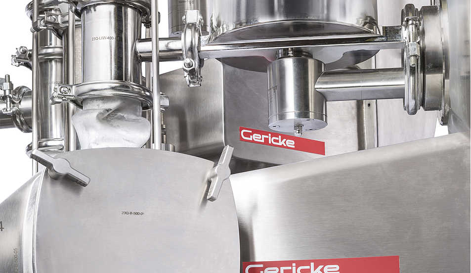 Pharma Continuous Blender